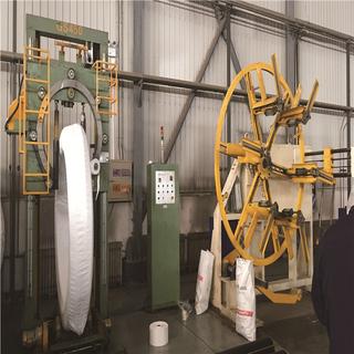 盤管纏繞包裝機(GS400)